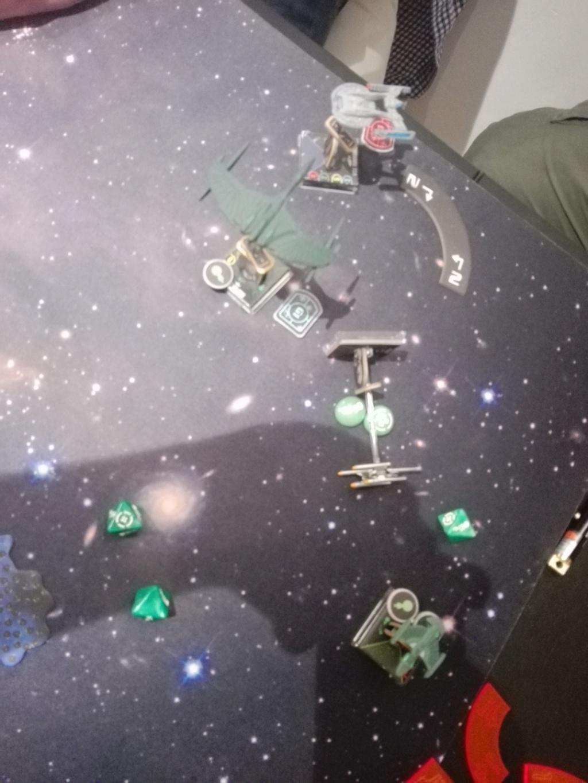 Gorn und Romulaner vs Föderation [150 Punkte] Img_2030