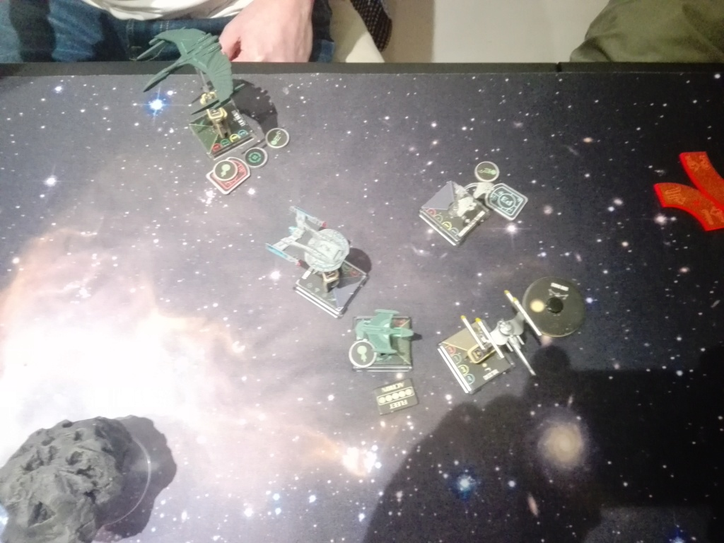 Gorn und Romulaner vs Föderation [150 Punkte] Img_2031