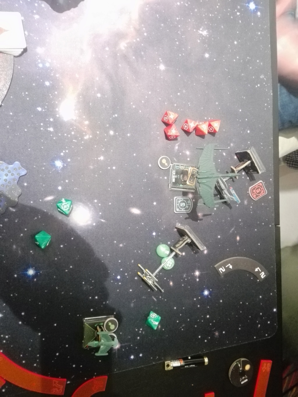 Gorn und Romulaner vs Föderation [150 Punkte] Img_2032