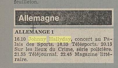 Les TV de Johnny Hallyday 0510