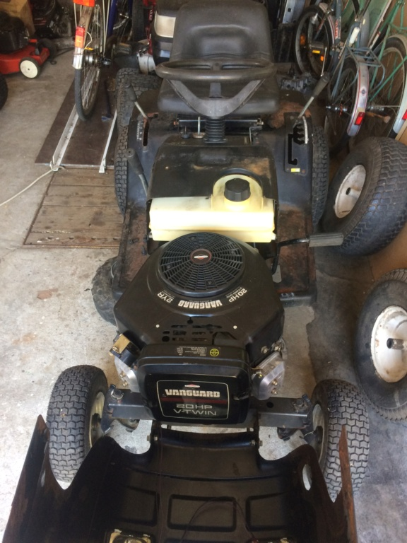 Murray Widebody Lawn Tractor  - Page 2 20180114