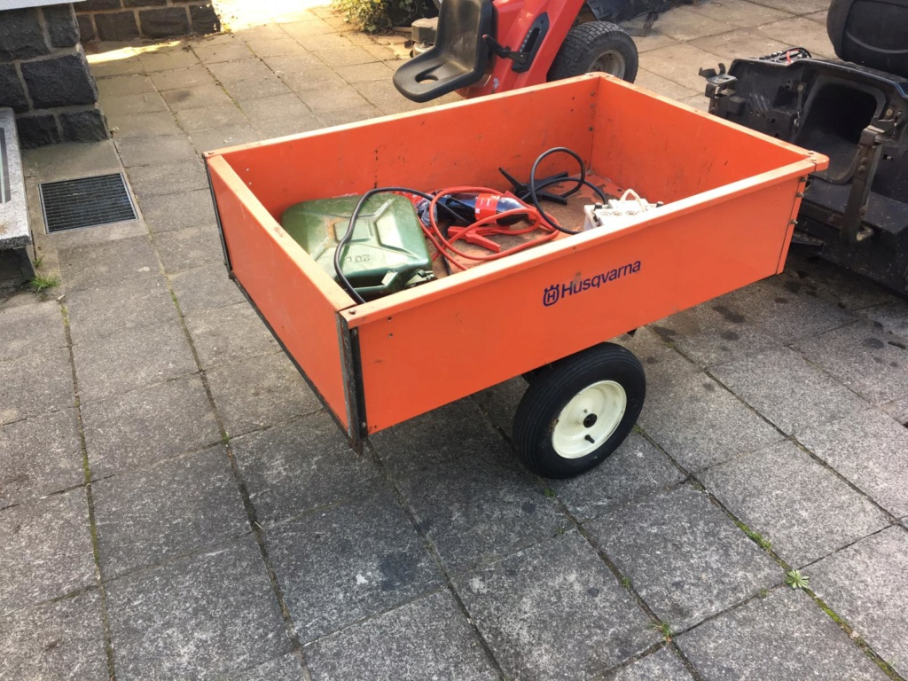 "AYP Craftsman 14,5 HP 42"" Rear Discharge Mower Whats187"
