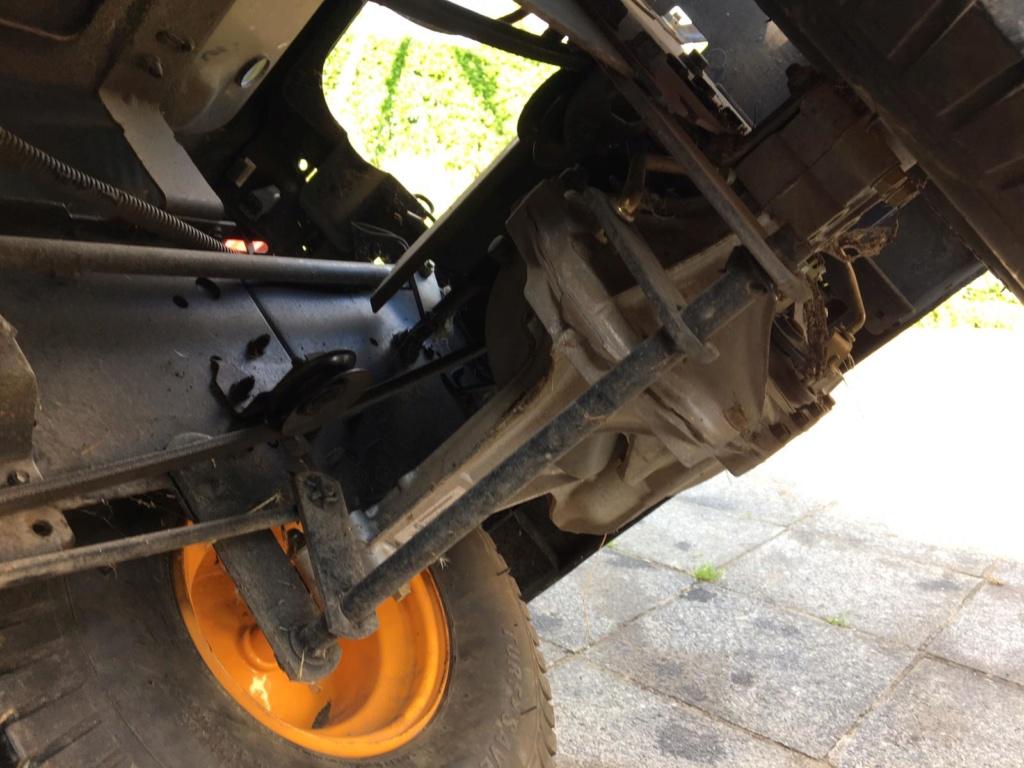 "AYP Craftsman 14,5 HP 42"" Rear Discharge Mower Whats198"