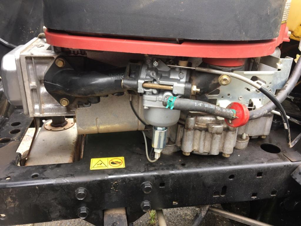 "AYP Craftsman 14,5 HP 42"" Rear Discharge Mower Whats207"