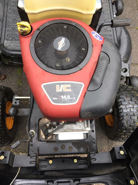 "AYP Craftsman 14,5 HP 42"" Rear Discharge Mower Whats208"