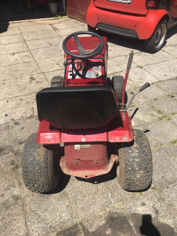 Mud Murray 4X4 Mower  Whats261