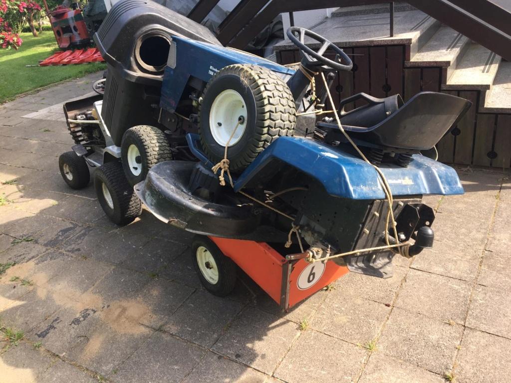 AYP Craftsman TMB 1250 Squarebody Mower Whats284