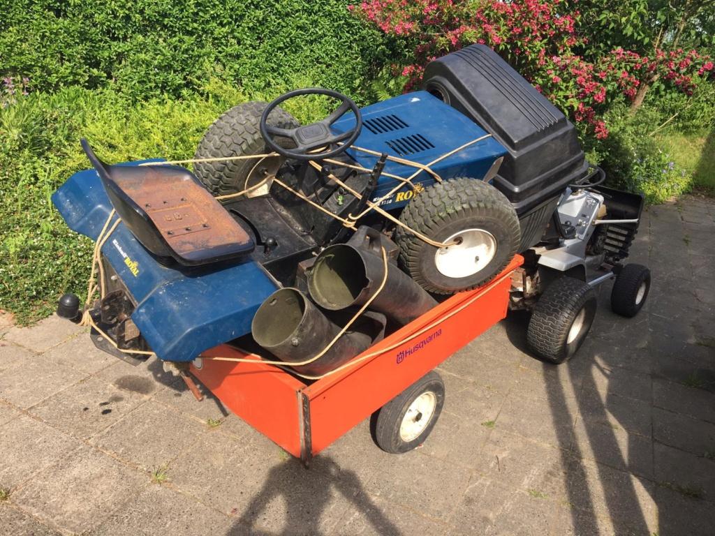AYP Craftsman TMB 1250 Squarebody Mower Whats286