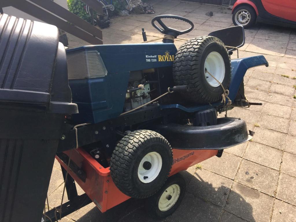 AYP Craftsman TMB 1250 Squarebody Mower Whats287