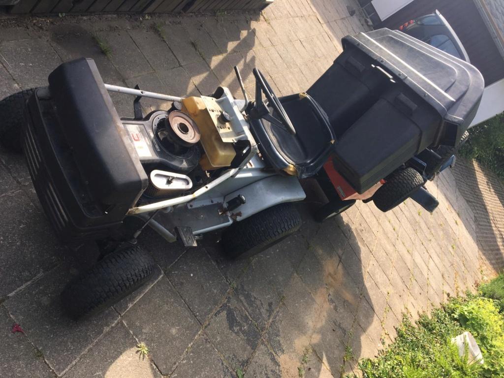 AYP Craftsman TMB 1250 Squarebody Mower Whats288