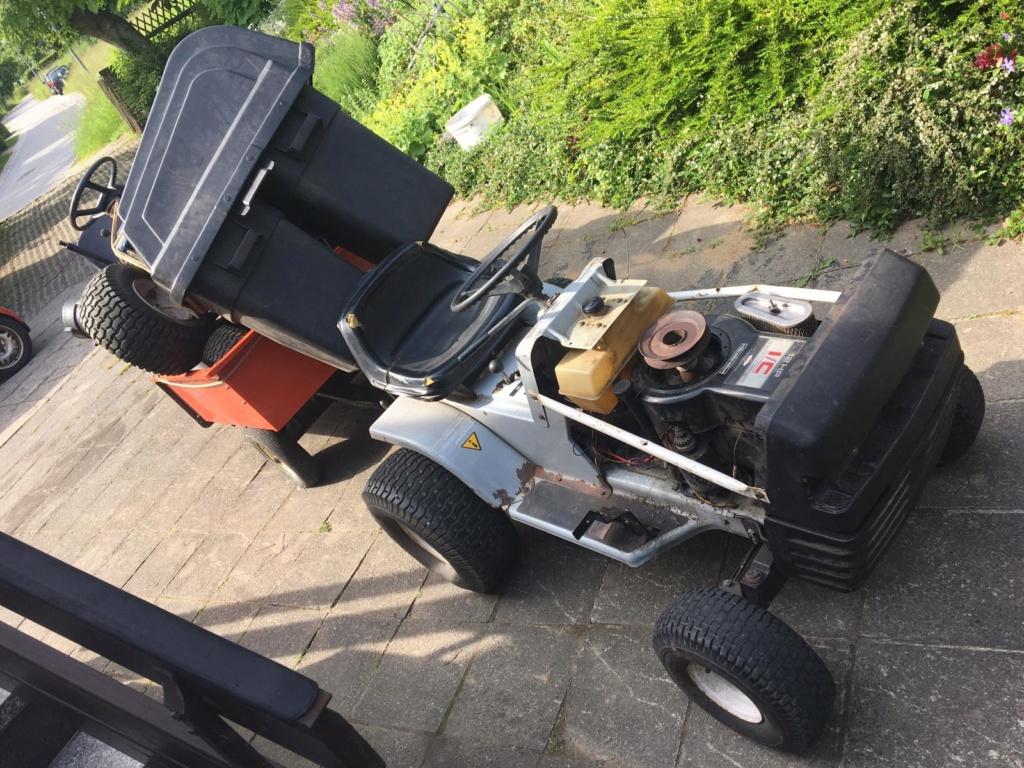 AYP Craftsman TMB 1250 Squarebody Mower Whats289