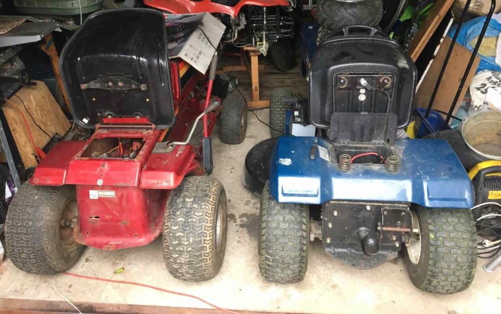 Mud Murray 4X4 Mower  Whats290