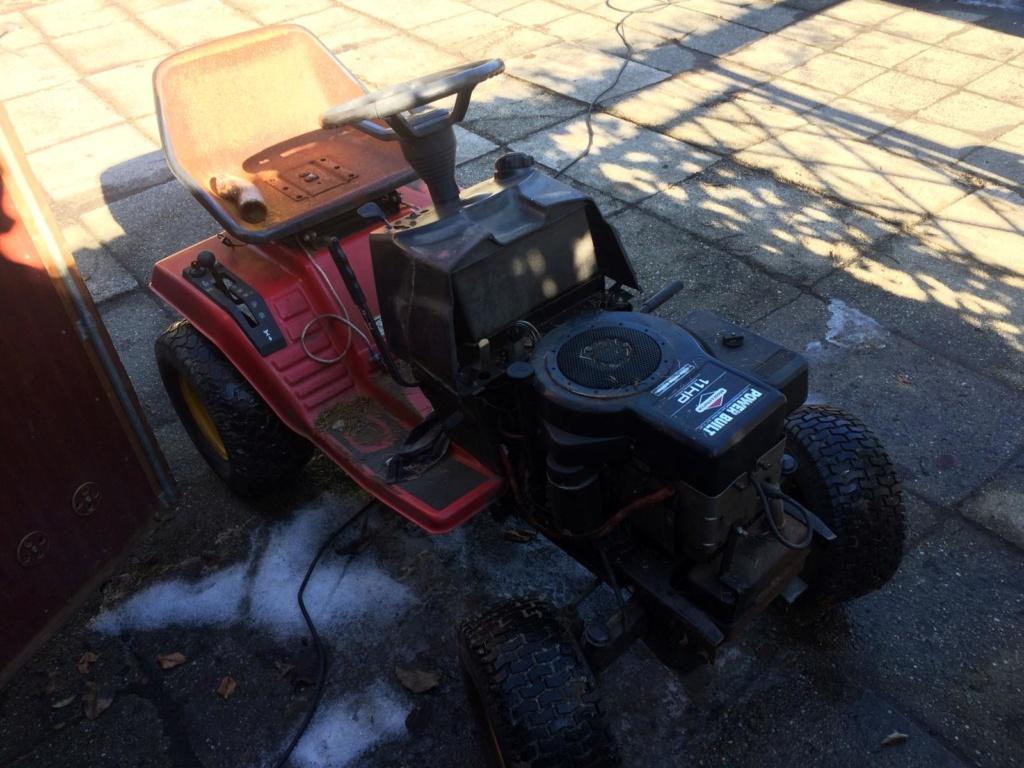 POS Junk - Mower Build  Whatsa76