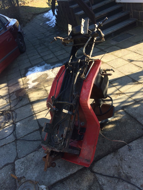 POS Junk - Mower Build  Whatsa77