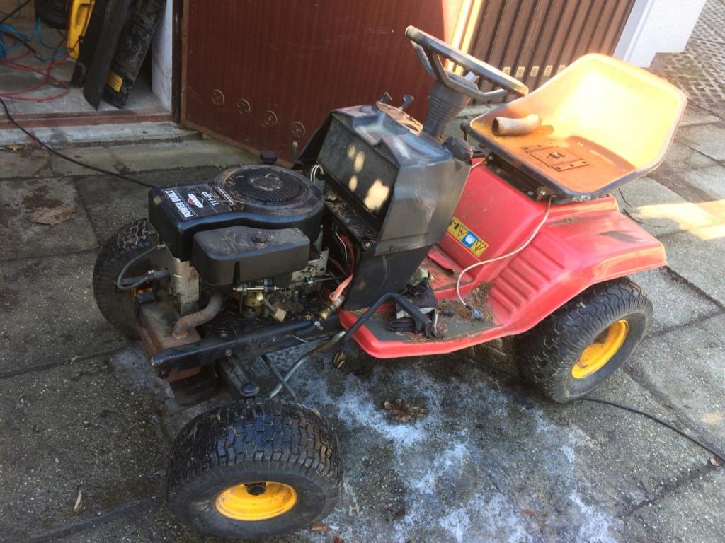 POS Junk - Mower Build  Whatsa78