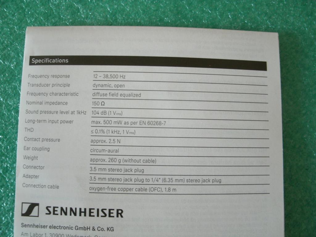 Massdrop Sennheiser 58X Jubilee Gedc0011