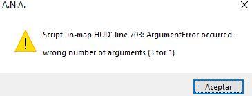 error de script (HUD) 112