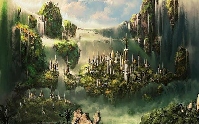 Nella valle della fantasy