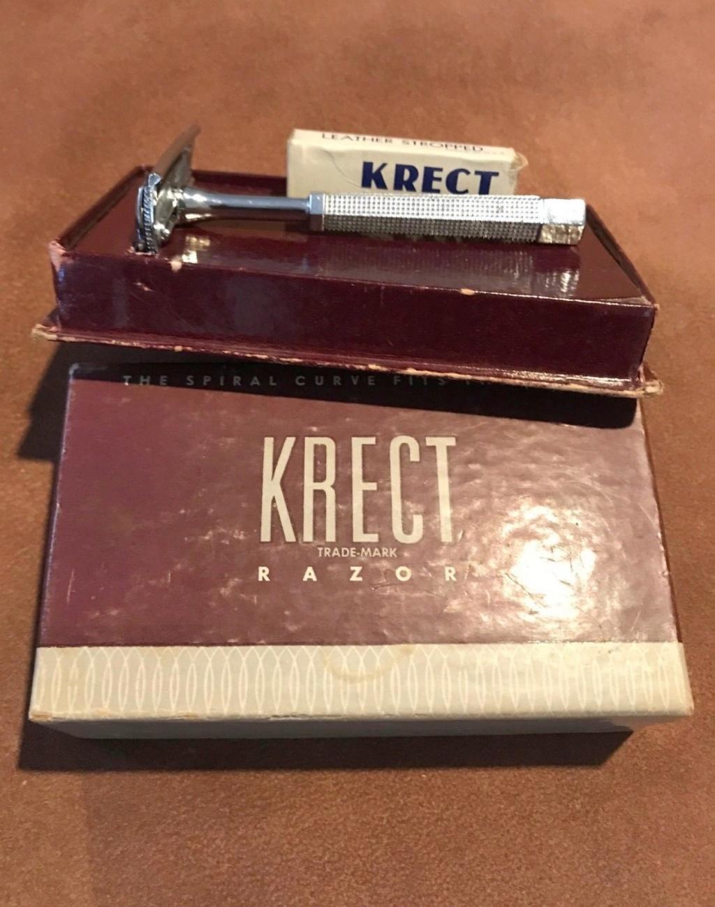 Rasoir Krect Spiral Curve Krect711