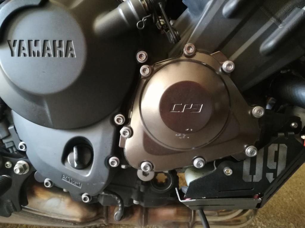 changement pièce cache moteur cp3 Cp311