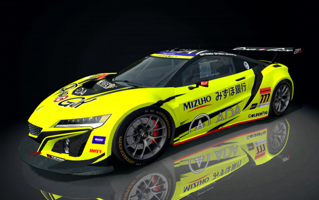 (RELEASE) Acura NSX GT3 - Page 10 Carguy10