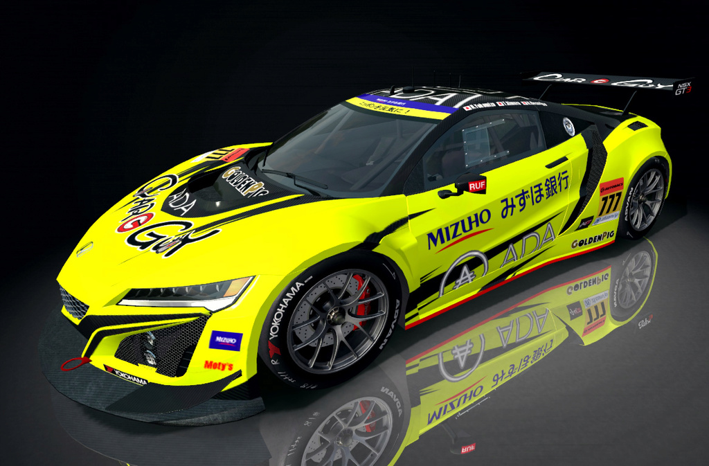 (RELEASE) Acura NSX GT3 - Page 10 Carguy11