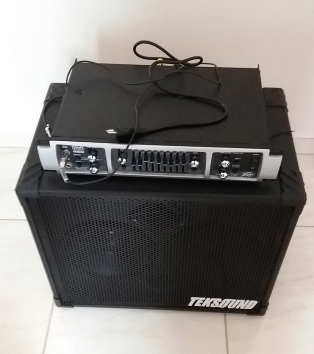 Amplificador Peavey tour 450 20180814