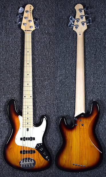 Lakland 5560, DJ, Fender AM Dlx 2008 Images10