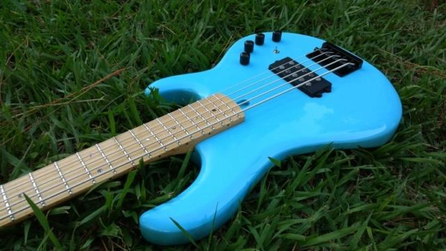 Corpo do PB nascendo, tomando forma. Luthier Clayton Oliveira Musicm11