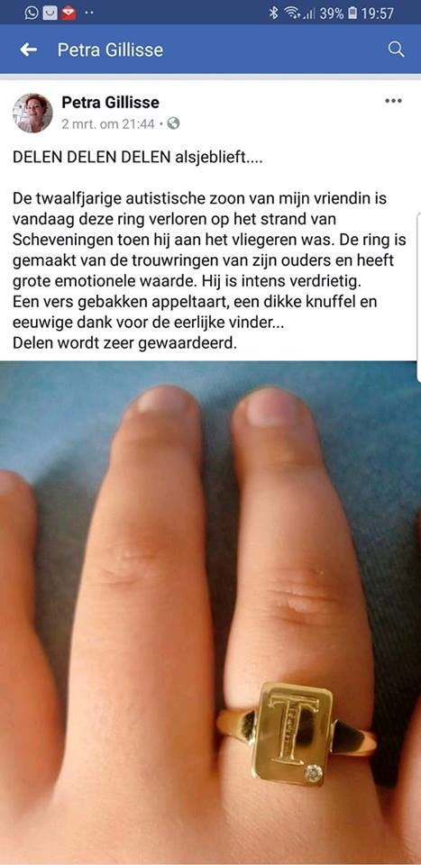 Hulp gezocht in Scheveningen Verlor12