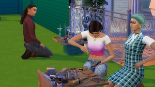 Berry-Capitulo 7 TS4/Connie 1915