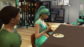 Berry-Capitulo 7 TS4/Connie 218