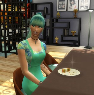 Berry-Capitulo 7 TS4/Connie 319