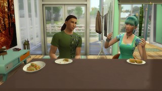 Berry-Capitulo 7 TS4/Connie 416