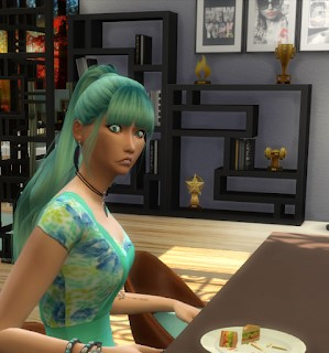 Berry-Capitulo 7 TS4/Connie 616