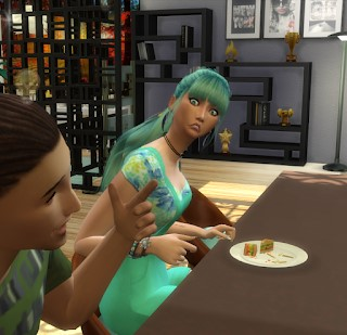 Berry-Capitulo 7 TS4/Connie 717