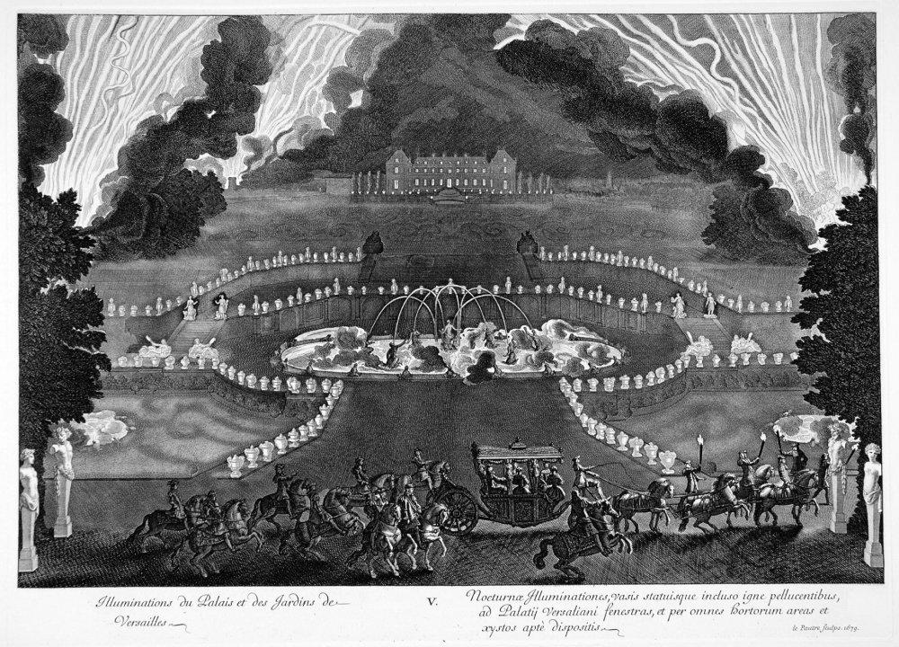 Versailles ou le Soleil à la fête 5b7de310