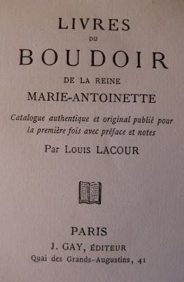 Le Boudoir de Marie-Antoinette Boudoi10