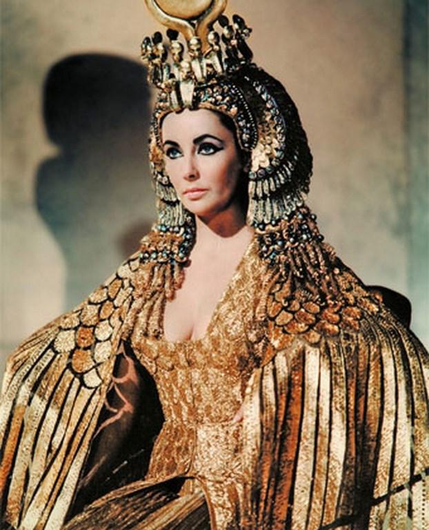 Les reines et princesses au cinéma Cleopa11