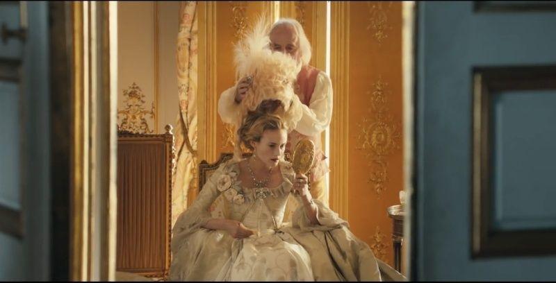 Les reines et princesses au cinéma Marie110