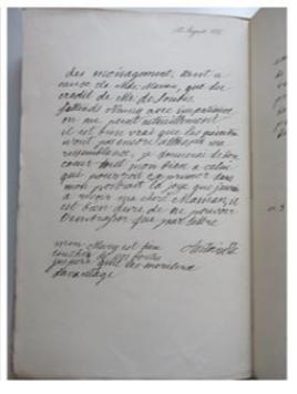 Correspondance entre Marie-Antoinette et sa mère  Tzolzo11