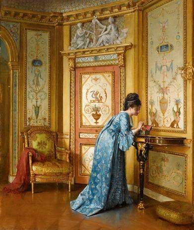 Le Boudoir de Marie-Antoinette Zlougr10