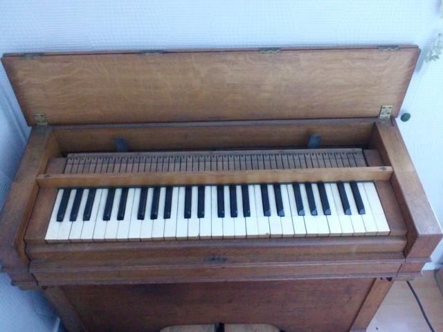 Harmonium J.Maugé Cam00813