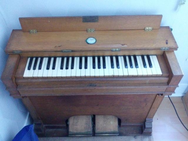 Harmonium J.Maugé Cam00814