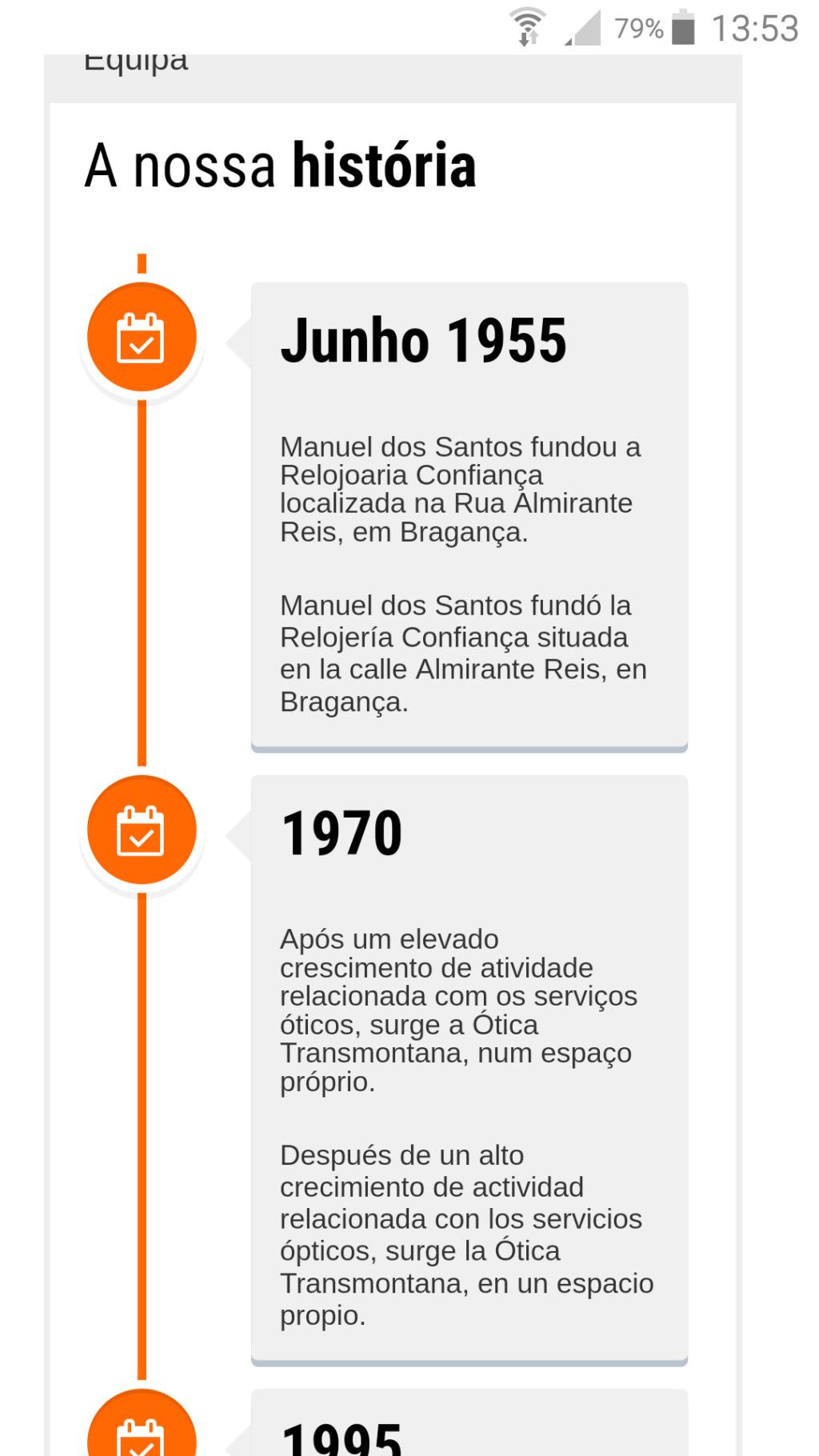 Relogio Rialto Relojoaria Confianca - Informação? Screen10