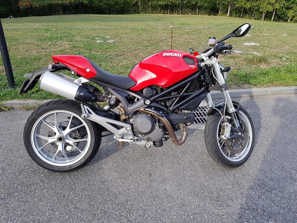 [Vendu] Diverses pièces de Ducati M1100S 20180910
