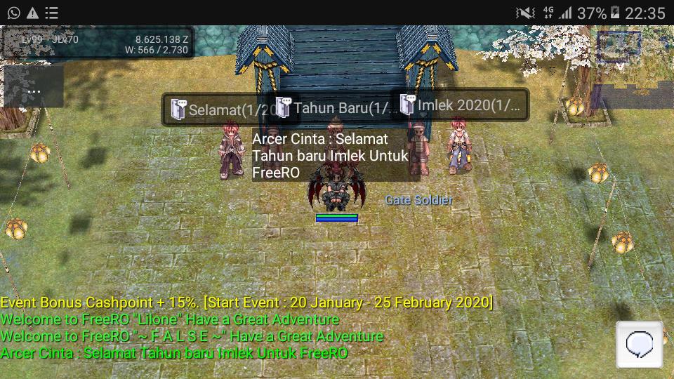 Event Screenshot Imlek 2020 Screen11
