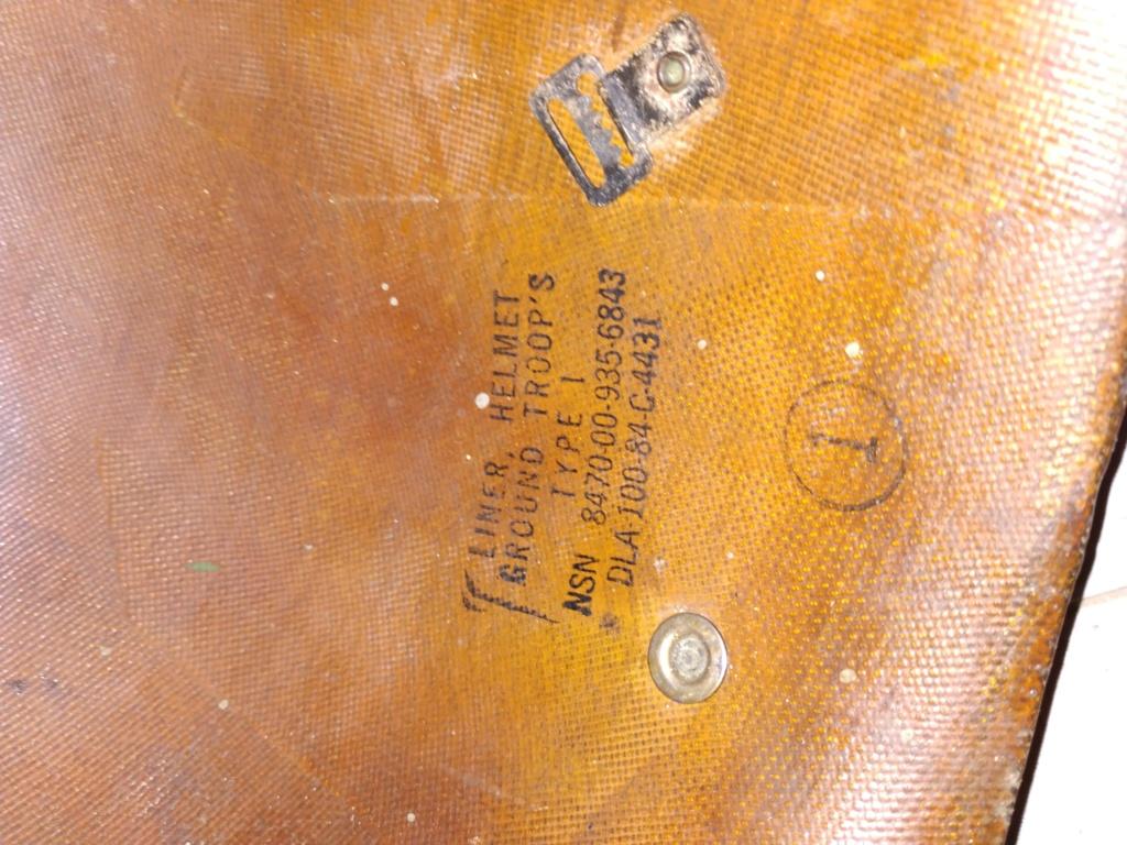 Casco m1 información  15404911