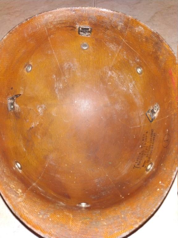 Casco m1 información  15404912