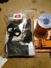 Un trauma kit dans le FAK de mon BOB? Ifak_t12